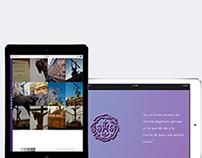Diseño y desarrollo web | Cristo de la agonía