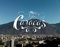 Caracas - Maracaibo Typo