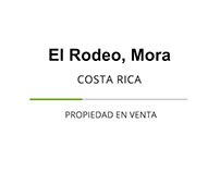 El Rodeo, Costa Rica - Real State Video