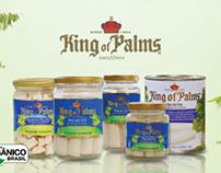 Vinheta de Produtos - King of Palms