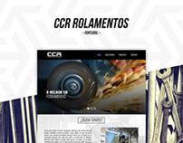 Web Design | CCR Rolamentos