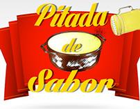 Logo - Blog Pitada de Sabor