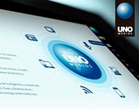 UNO Medios Onepage Parallax RWD
