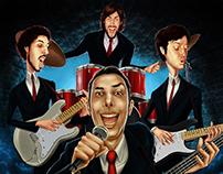 Arte de album the rollbeats