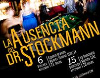 """Obra Teatral """"La Ausencia del Dr. Stockmann"""""""