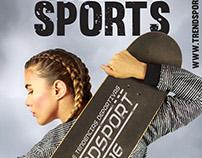 Fotografía - Editorial Nike Woman