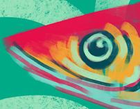 FISH @ GARAGEM DA POMPEIA
