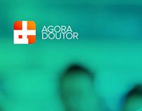 AgoraDoutor - Logo & UI