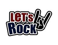 Identidade Banda Let's Rock