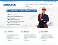 Site Abratec eletricidade