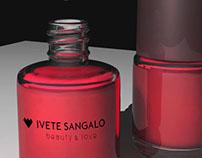 Modelagem em 3D - vidro esmalte