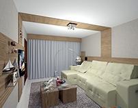 Interior 3D.
