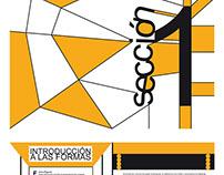 Diseño revista - Investigación de formas, pregnancia