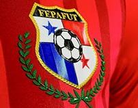 Panama Soccer Selection Uniform