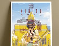 LOCKIO Kinich Ahau