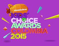 Kids' Choice Awards Colombia 2015