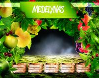 Medelynas - Interfase app -