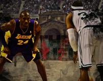 Boston vs Lakers