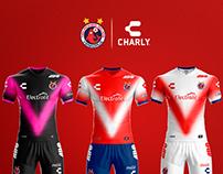 Jersey Veracruz FC | Charly