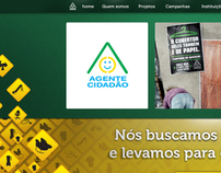 Agente Cidadão - Novo site