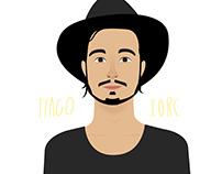Ilustración Tiago Iorc