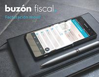 Design app buzón fiscal
