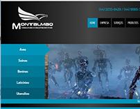 Montalmaq - website responsivo e gerenciavel.