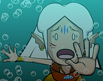 Trailer Sirena de Oro - animación