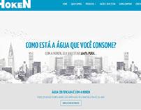 Hoken - Criação de Website