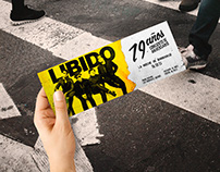 Poster and flyer - Libido