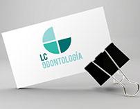 Identidad Corporativa para LC Odontología
