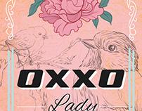 Etiquetas OXXO Lady ropa