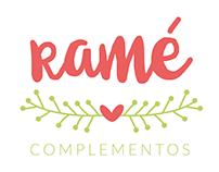 Brand design - Ramé Complementos