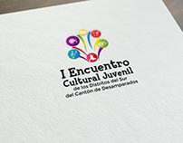 Logo I Encuentro Cultural Juvenil