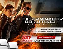 SKY - Lançamento filme SKY Online