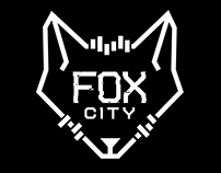 Logo Fox City - Proposta de Arte
