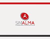Logo para marca de Poker - SinAlma
