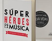 Súper heroes de la música