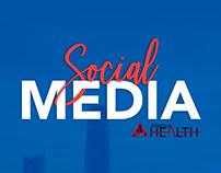 Aliance Health | Social Media