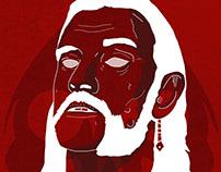 Ilustração - 01 ano Ace of Spades Bar