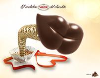 CHOCOLATES VALOR [print]