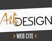 Art & Design Web Cite