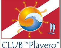 Surf club logo design. Concept / proposal