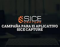 Campaña para Sice Capture