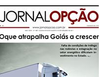 Projeto Editorial Jornal Opção