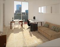 Apartment 23 m²