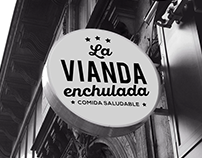 """La Vianda Enchulada"" - Comida saludable (Healthy Food)"
