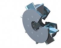 Isometric cut
