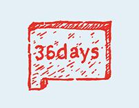 36 Days of Type / 2017