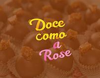 Social Media - Rose Doces
